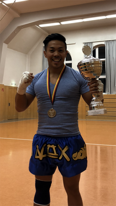 Erste Plätze für Kickboxer der SVP Hamburg