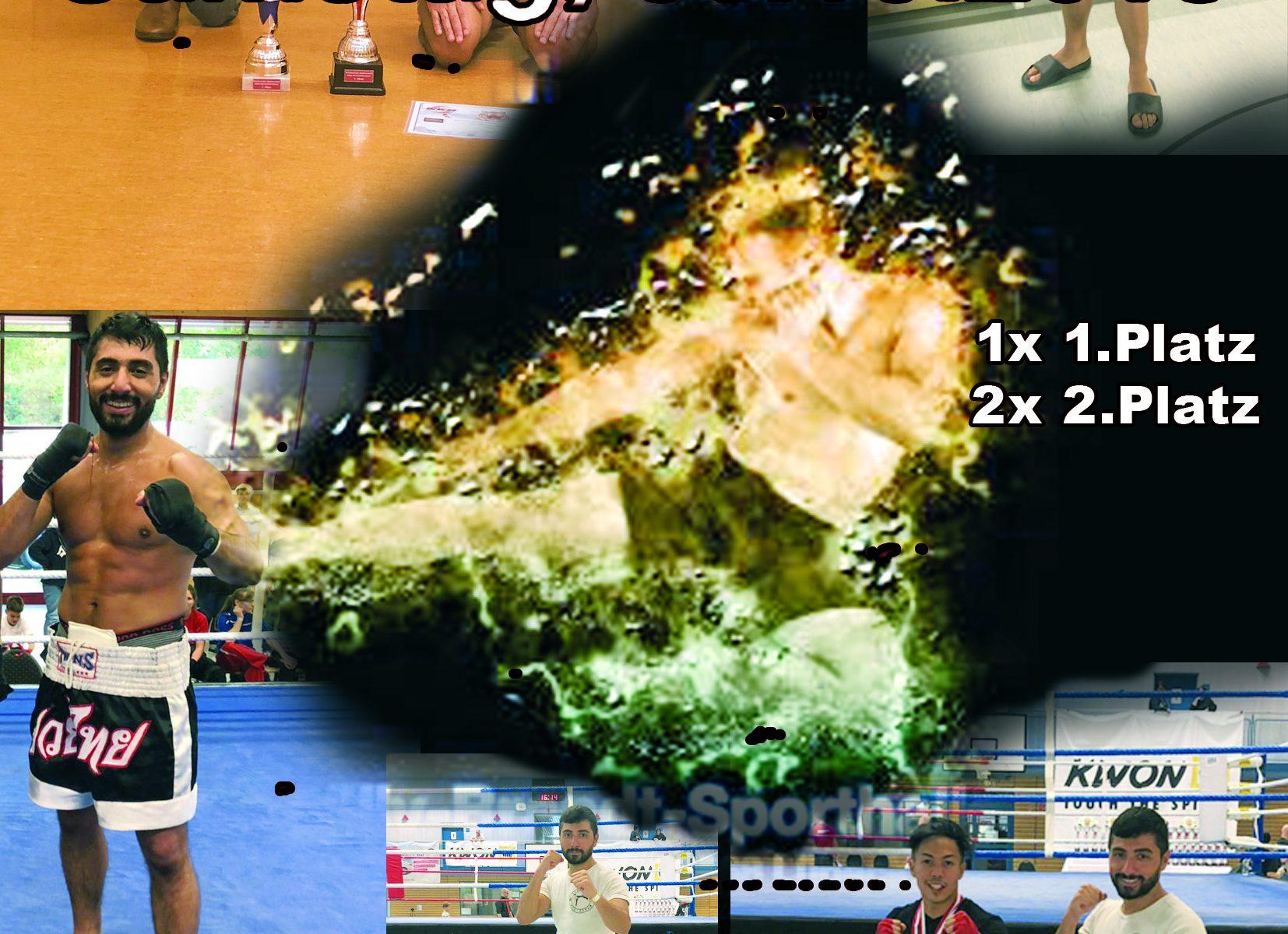 SVP Hamburg Kickboxer erfolgreich bei Norddeutsche Meisterschaft