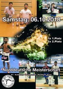 SVP Hamburg Kickboxer erfolgreich bei norddeutscher Meisterschaft