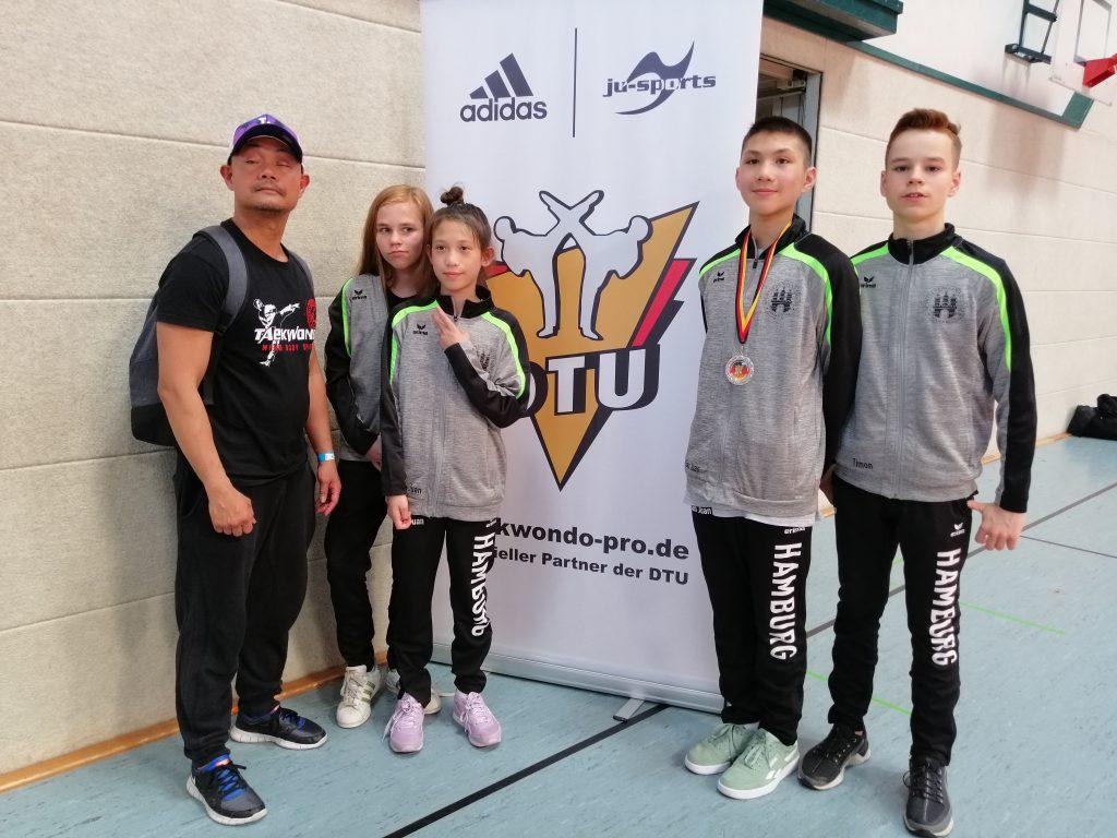 SVP Hamburg Taekwondo 2019