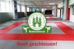 Budocentrum Hamburg wegen bundesweitem Corona-Lockdown geschlossen